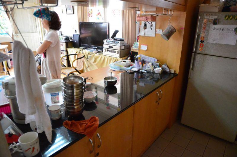 中島式廚房