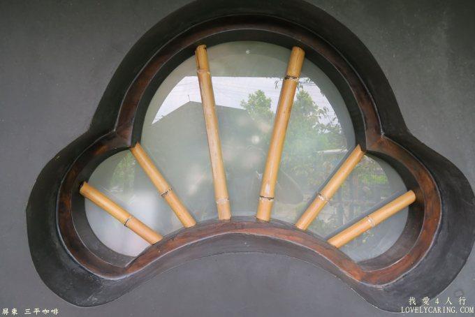 日式風情的外窗