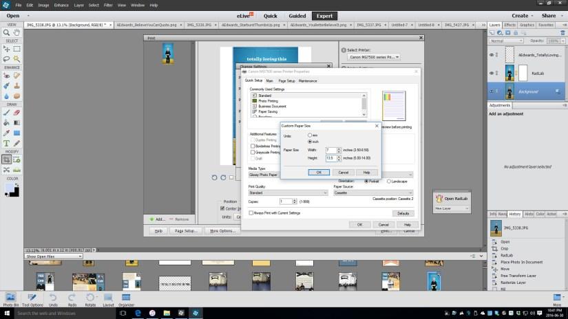 print tutorial 4