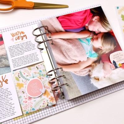 Cozy Stories with Ali Edwards Design Inc.