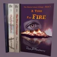 Book Three: A Time for Fire - coming this December!