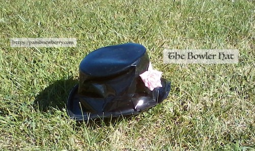 The Bowler Hat featured in Book One
