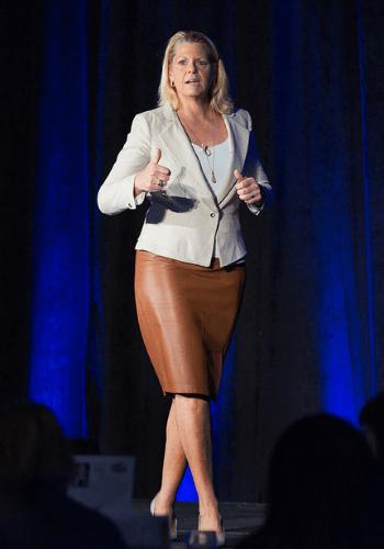 Pam Borton Professional Speaker