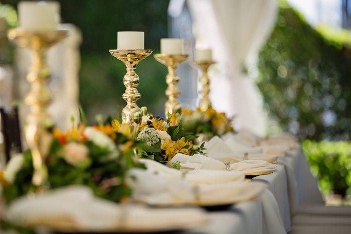 bokeh-bouquet-candlestick-1128782