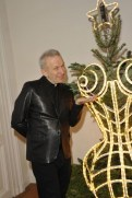 Jean Paul Gautier leva a sensualidade do seu tradicional corset.