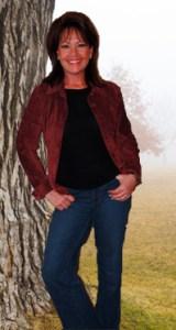 Pam photo standing