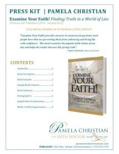 Examine Your Faith Press Kit