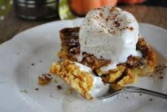 Pumpkin Cake, Pamela Christian