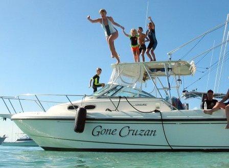 jumping off gone cruzan