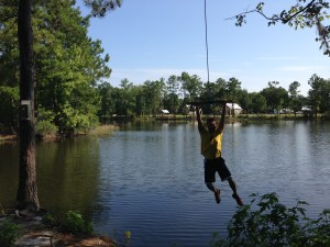 The Low Country and my Tarzan