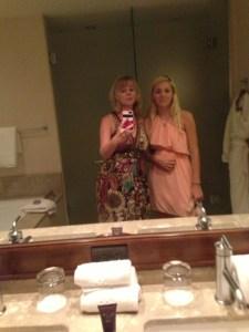 Tucson: spa, ah. With Susanne.