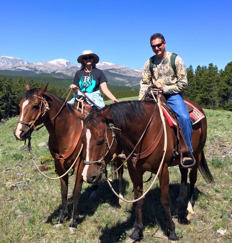 south fork trail ride
