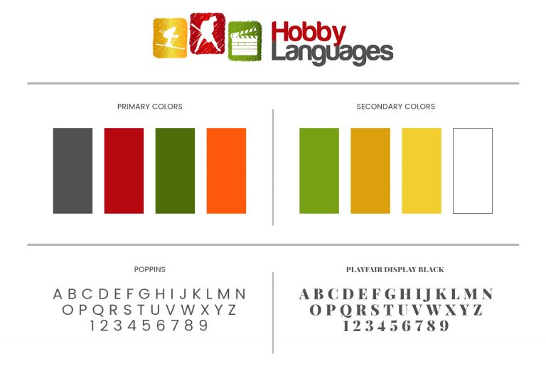 Hobby Langage Brand
