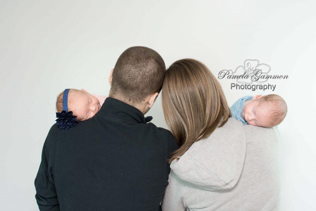 Minford Ohio Twin Photography | Portsmouth Ohio Family Photographer
