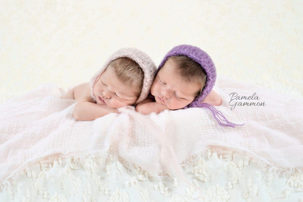 Ashland KY Newborn Twin Photography