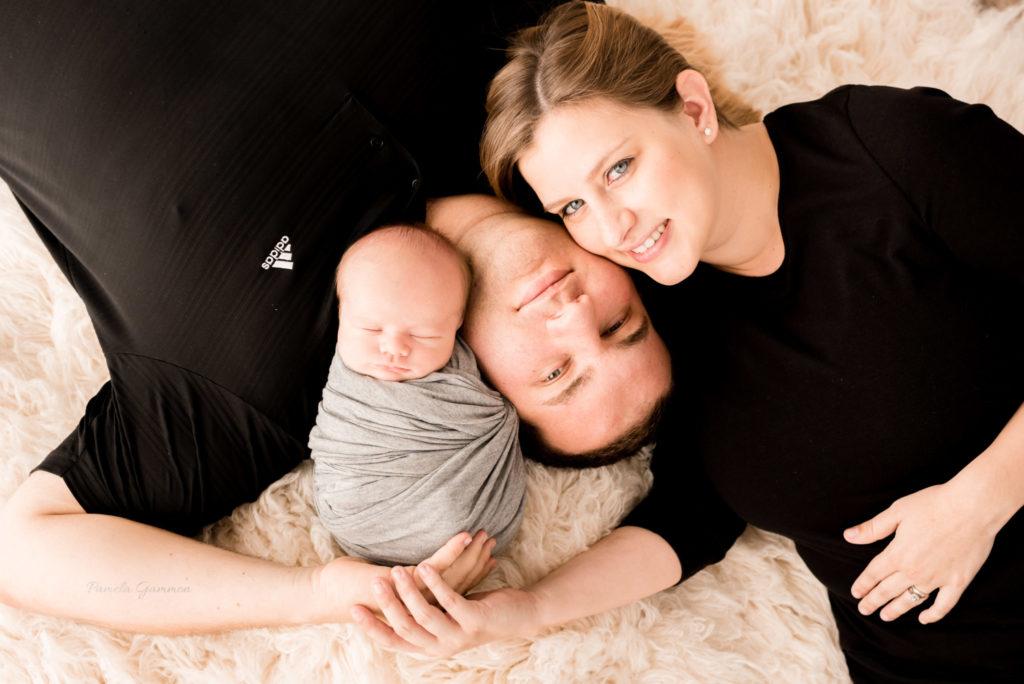 Newborn Boy Photography Southern Ohio