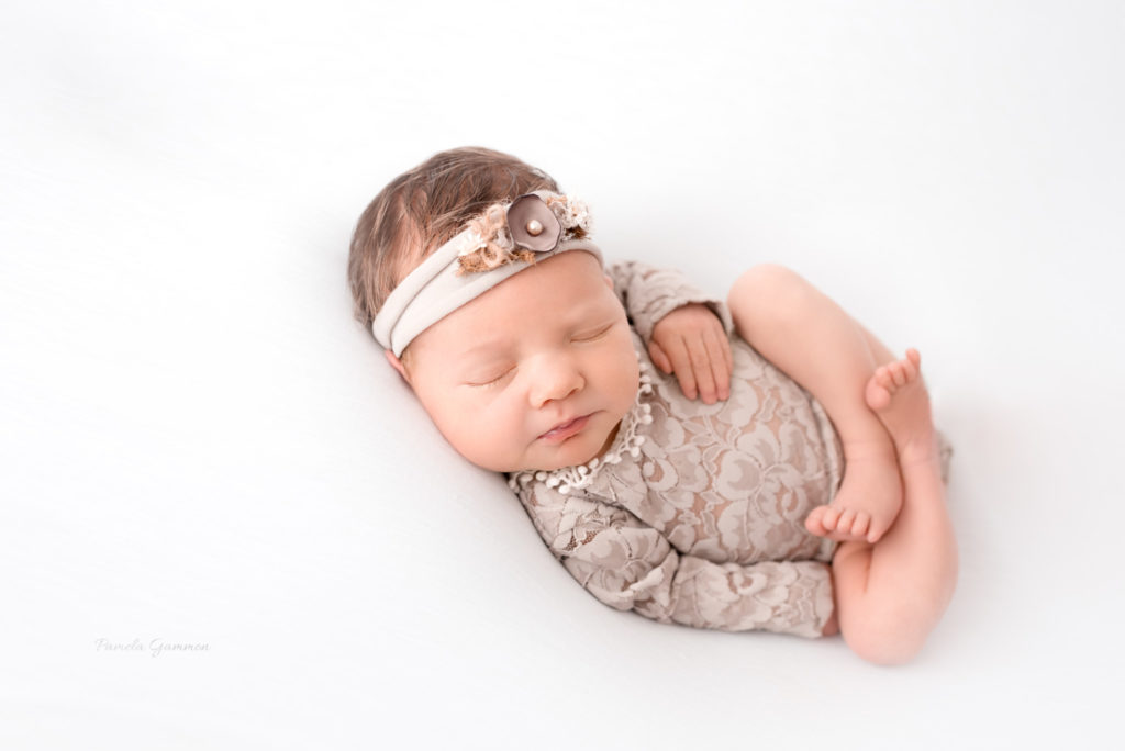 Portsmouth Ohio Newborn Session