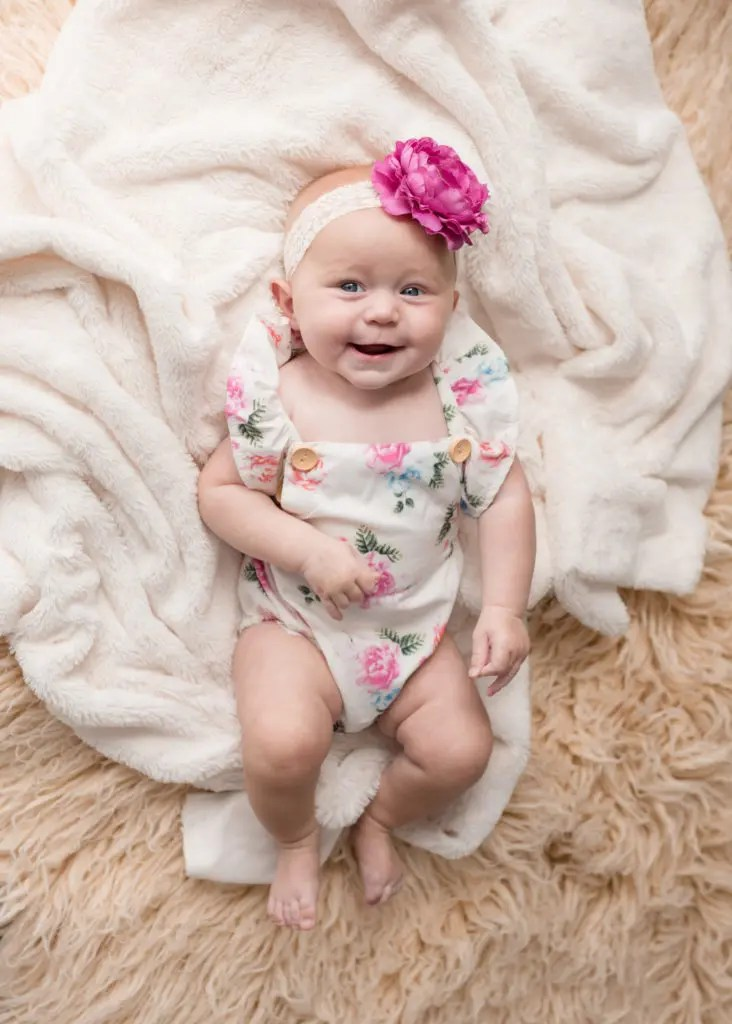 6 Month Old Baby Pictures