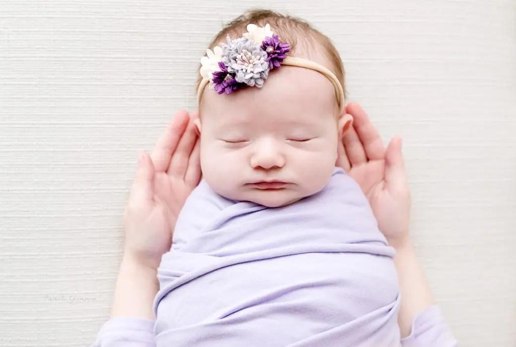 KY Newborn Girl Photographer
