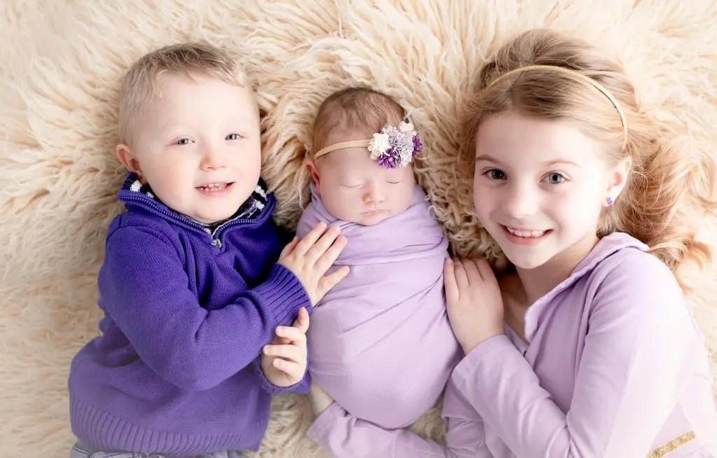 Kentucky Newborn Photography Session