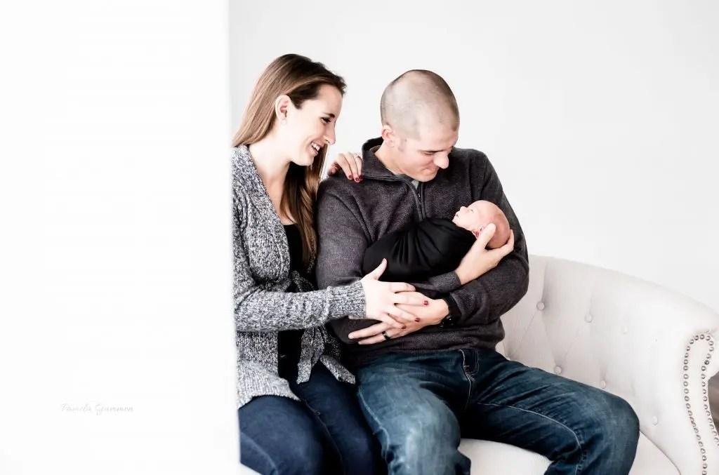 Milton WV Family Newborn Photographer