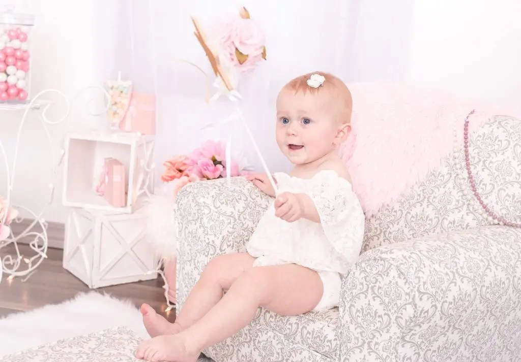 Tea Party Session One Year Old