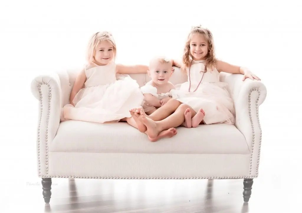 Sibling Girl Photography Ideas