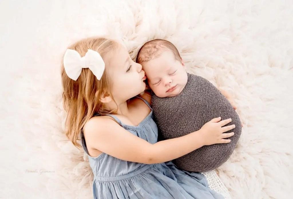 Otway Ohio Newborn Photographer