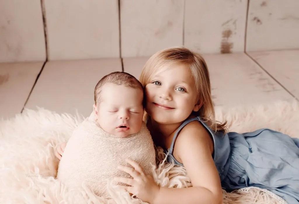 Otway Ohio Newborn Photography