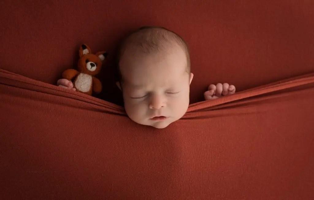 Franklin Furnace OH Newborn Photographer
