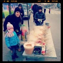 Street Food in our Neighborhood