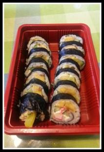 Banana sushi, anyone?