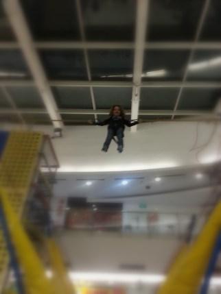 Sophia Bungee Bouncing