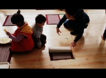 unrolling a mat