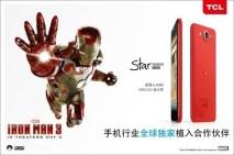 Iron Man TCL