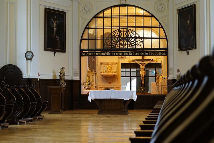 Le Monastère des Augustines in Vieux Québec