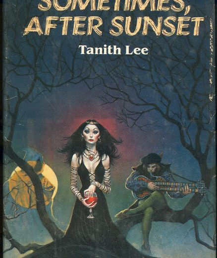 sometimes after sunset, Tanith Lee