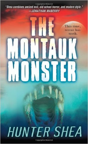 Book Review – The Montauk Monster by Hunter Shea