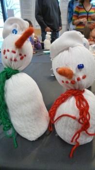 Sassy Snowmen