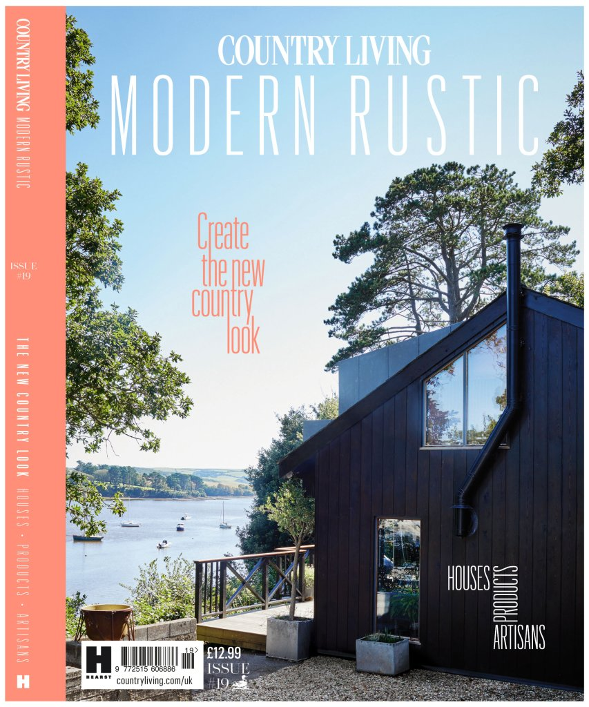 Artisan Profile Pamela Print Country Living Modern Rustic Issue 19