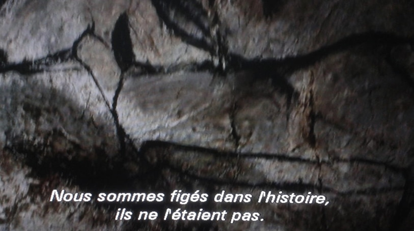 Herzog, Chauvet, Reijseger. Locked in History