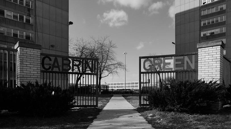 Cabrini-Green   La place du mort