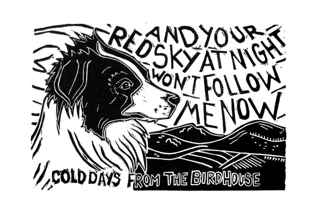 Cold Days from the Birdhouse (2018)
