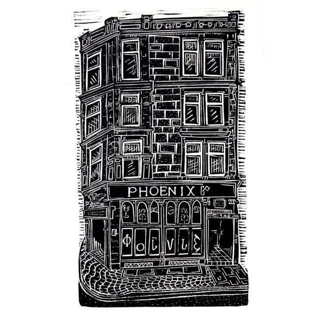 The Phoenix Bar (2020)