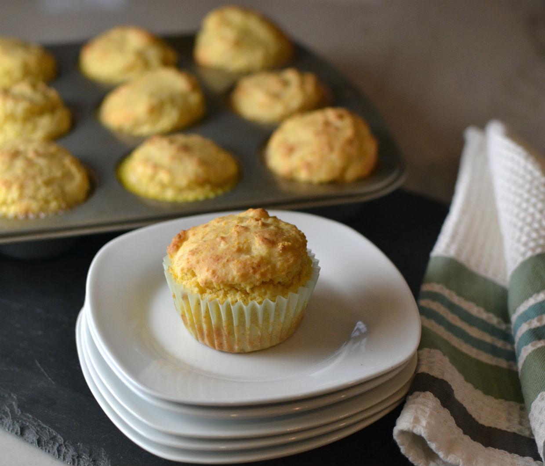 Corn Muffins - Dairy Free