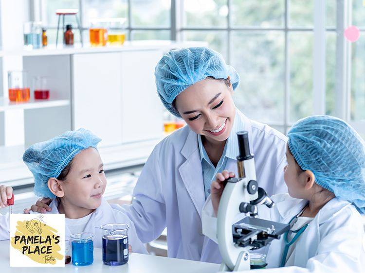 Children Step Into a Meaningful Career