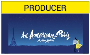 PAMELA WINSLOW KASHANI IS A PRODUCER ON THE MOST AWARDED BROADWAY MUSICAL OF 2015 AN AMERICAN IN PARIS