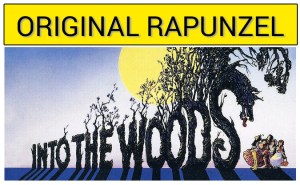 PAMELA WINSLOW KASHANI WAS PART OF THE ORIGINAL BROADWAY CAST OF INTO THE WOODS AS RAPUNZEL