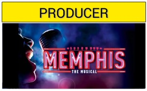 PAMELA WINSLOW KASHANI WAS A PRODUCER ON 2010 TONY AWARD WINNER FOR BEST BROADWAY MUSICAL MEMPHIS