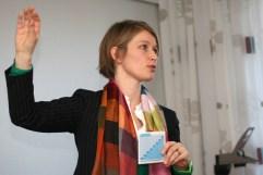 Amanda von Matern, processutvecklare.